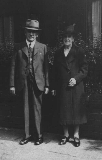Albert & Jane Goldthorpe