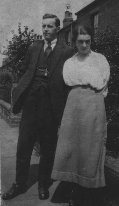 Edward Goldthorpe &  Louisa Goldthorpe