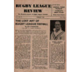 Rugby League review 1947