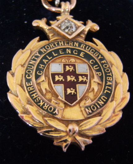 Yorkshire Cup Medal